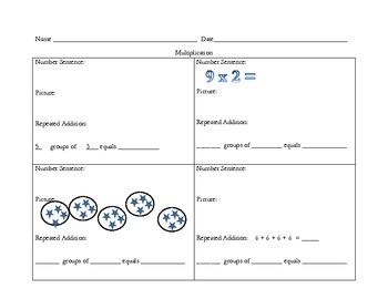3rd Grade Multiplication Quiz - different strategies