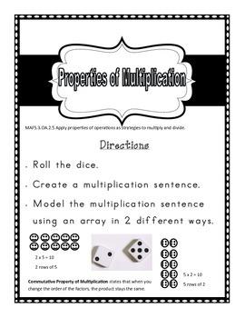 3rd Grade Multiplication Stations
