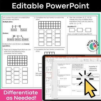 3rd Grade Multiplication and Division - 3.OA.1 - 3.OA.9