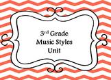 3rd Grade Music Units Bundle