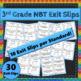 3rd Grade NBT Math Bundle: 3rd Grade NBT Curriculum MEGA Bundle: 3rd Grade Math