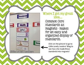 3rd Grade NC Science Essential Standard Posters
