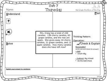 3rd Grade NEW TEKS TX Tornado Spiral Pt 2 (Set 7 only) FREEBIE! Be STAAR Ready