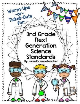 3rd Grade NGSS Assessment Tasks Sample