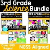 3rd Grade NGSS Bundle