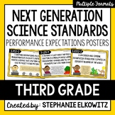 3rd Grade NGSS Posters