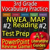 3rd Grade NWEA MAP Test Prep Reading Vocabulary Review Game #2