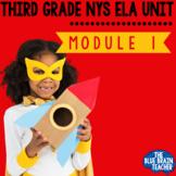 3rd Grade NYS ELA Common Core Curriculum Module 1 BUNDLE