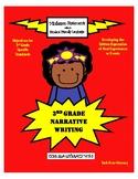 3rd Grade Narrative Writing