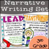 Narrative Writing Posters- 3rd Grade