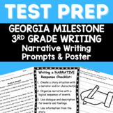 3rd Grade Narrative Writing for Georgia Milestone
