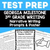 3rd Grade Narrative Writing for Georgia Milestone