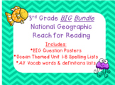 3rd Grade National Geographic Reach for Reading Curriculum Bundle Pack