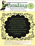 3rd Grade National Geographic Reach for Reading (Unit 2 Week 3 Supplement)