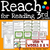 National Geographic Reach for Reading 3rd Grade Unit 4 Wee