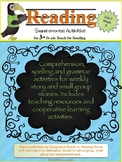 3rd Grade National Geographic Reach for Reading (Unit 7 Week 2 Supplement)