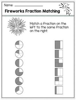 3rd Grade New Years 2018 Math Packet