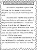 3rd Grade Non Fiction Text with Comprehension Printables