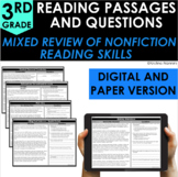3rd Grade Nonfiction Reading Comprehension - Google Classr