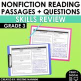 3rd Grade Nonfiction Reading Comprehension - Google Classr