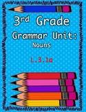 3rd Grade Noun Unit