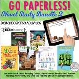 The Chocolate Touch Novel Study 3rd Grade Bundle - Digital