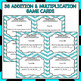 3rd Grade Number Patterns and Rules Activities BUNDLE