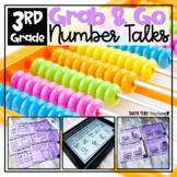 Number Talks 3rd Grade Number Sense Activities MATH FLUENCY YEARLONG PROGRAM