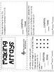 Third Grade Math Multiplication and Division Relationships Interactive Notebook