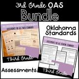 3rd Grade OAS Aligned Reading & Math Assessments *BUNDLE*