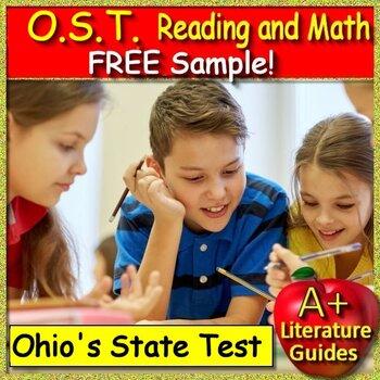 3rd Grade Ohio AIR Test Prep Practice Tests for English Language Arts - FREE!
