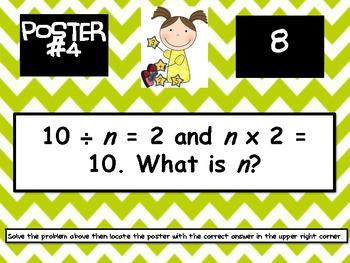 3rd Grade Operations & Algebraic Thinking CCSS 3.OA.6