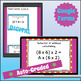 ⭐ SELF-GRADING ⭐ 3rd Grade Operations & Algebraic Thinking Task Cards BUNDLE