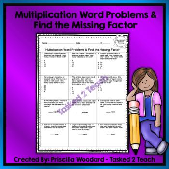 3rd Grade: Operations and Algebraic Thinking Worksheet
