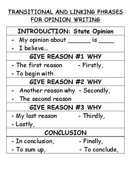 3rd Grade Opinion and Informational Writing Guide for Georgia Milestone