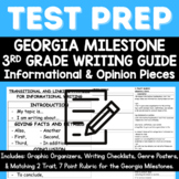 3rd Grade Opinion and Informational Writing Guide for Geor