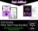3rd Grade PSSA Math Test Prep BUNDLE