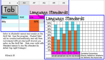 3rd Grade Paperless Assessment and Data Tracker for Common Core