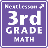 3rd Grade Math Performance Tasks Bundle
