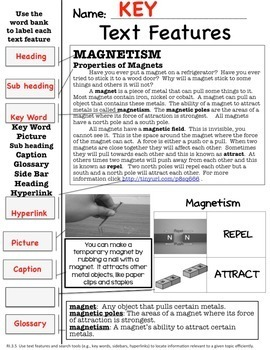 3rd Grade Physical Science Magnets