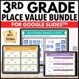 3rd Grade Place Value Bundle {Rounding Numbers, Comparing