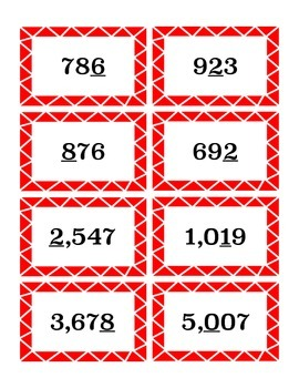 3rd Grade Place Value Games