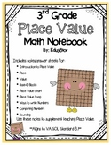 Place Value Math Notebook