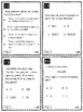 3rd Grade Place Value TEKS 3.2B Task Cards