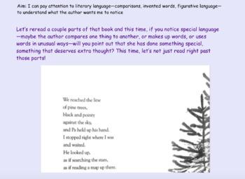 3rd Grade Poetry Reading Slides