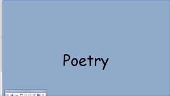 3rd Grade Poetry Unit