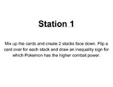 3rd Grade Pokemon Go Place Value