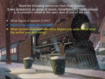 3rd Grade Polar Express Questions