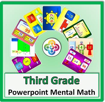 3rd Grade Powerpoint Mental Math