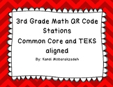 3rd Grade QR Code Stations